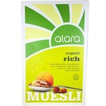 Rich Muesli Organico Alara 500gr