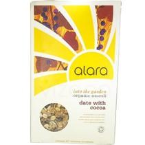 Date With Cocoa Muesli Organico Alara 750gr