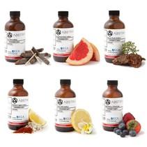 Terpene Blend Indica Pack - 6 individual samples, 2g each.