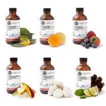 Terpene Blend Hybrid Pack - 6 individual samples, 2g each.