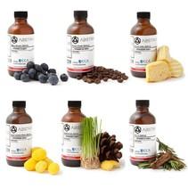 Terpene Blend Sativa Pack - 6 individual samples, 2g each.