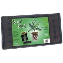 Root Riot 50 Cube Tray w/ Clonex Gel