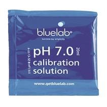 Bluelab pH 7.0 Calibration Solution 20 ml Sachets - SAIU