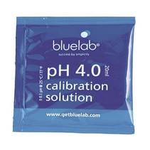 Bluelab pH 4.0 Calibration Solution 20 ml Sachets - SAIU