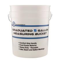 Measure Master Graduated Measuring Bucket 5 Gallon