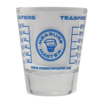 Measure Master Sure Shot Measuring Glass 1.5 oz - SAIU