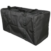 TRAP X-Large Duffel - Black