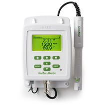 Hanna Groline Hydroponic Nutrients Monitor For Ph, Ec, Tds, and Temperature.  Industrial Probe