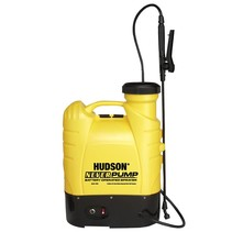 Hudson Bak-Pak Battery Operated Sprayer 4 Gal