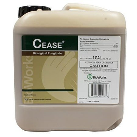 Bioworks Cease 1 Gallon (OMRI)