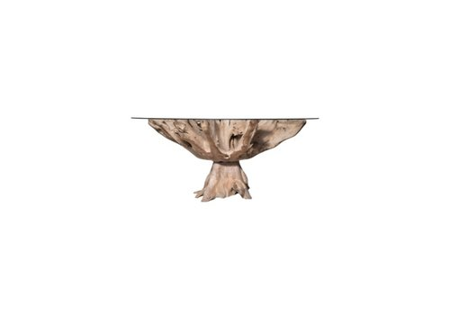 Jakarta Natural Small Dining Table