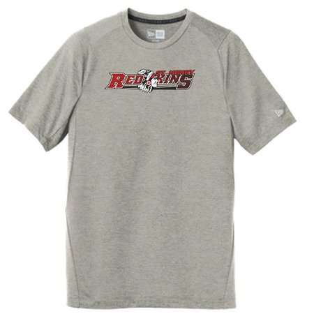 New Era H214 - Performance Tee - Rainstorm Grey