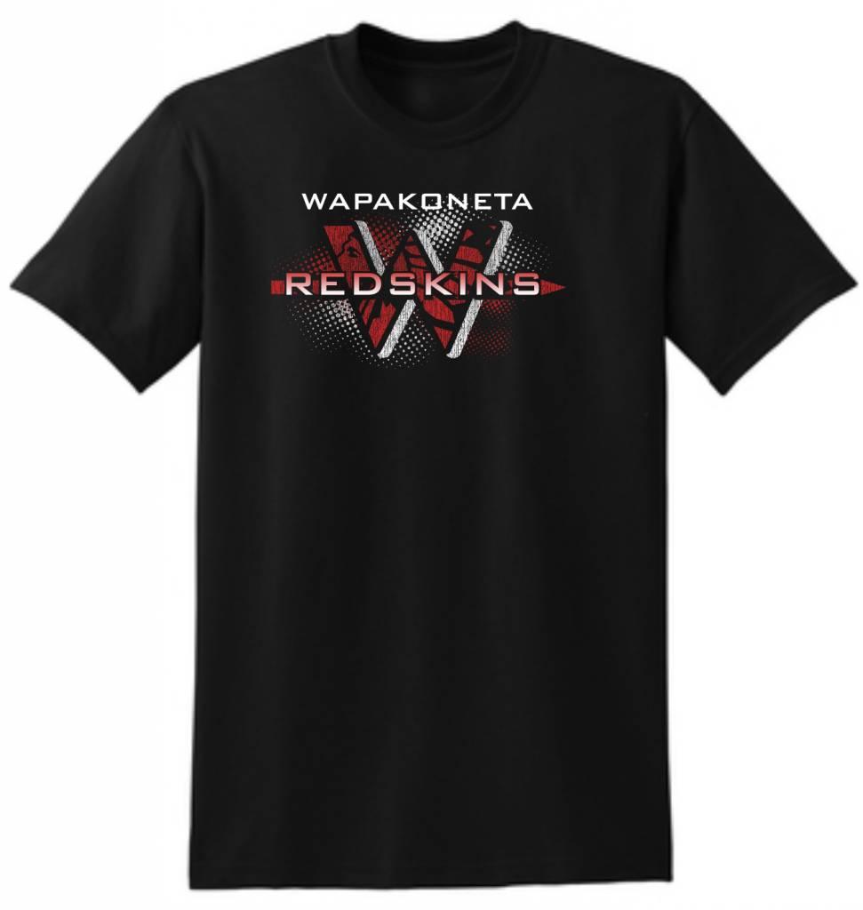 Gildan W191 - 50/50 T-shirt - Black