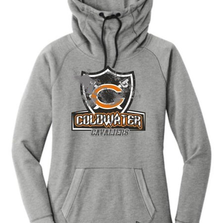 New Era C118 - Ladies Tri Blend Fleece Hood