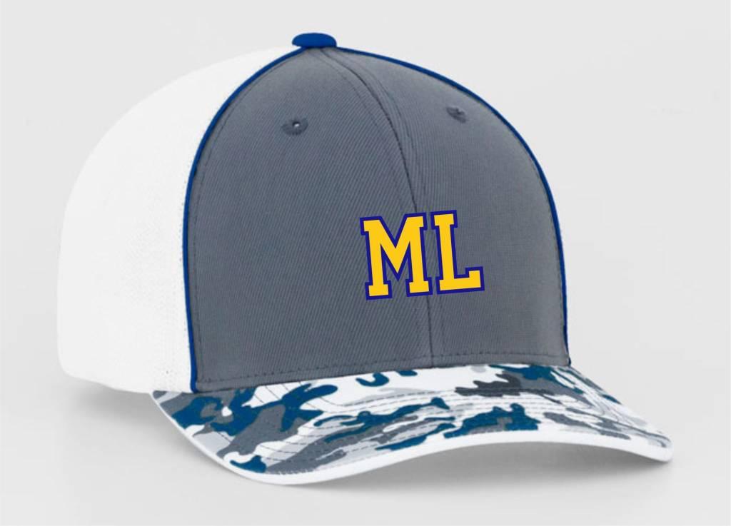 Pacific Headwear M123 - 402F Pacific Headwear Glamo Fitted Hat