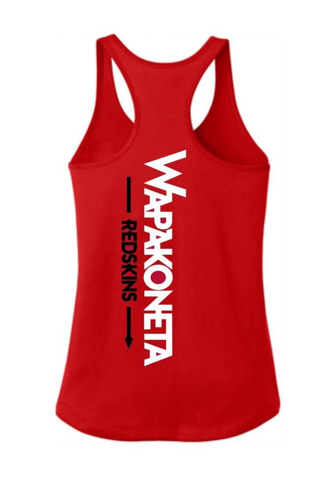 New Era W207 - LNEA104 New Era Ladies Racerback Tank