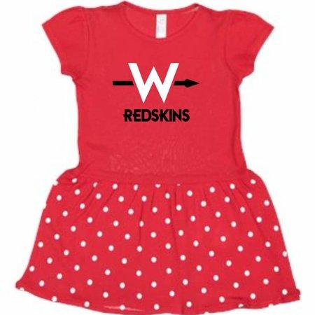Rabbit Skins W208 - 5323 Toddler Baby Rib Dress
