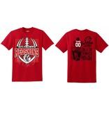 Gildan H270 - Red 50/50 T-shirt