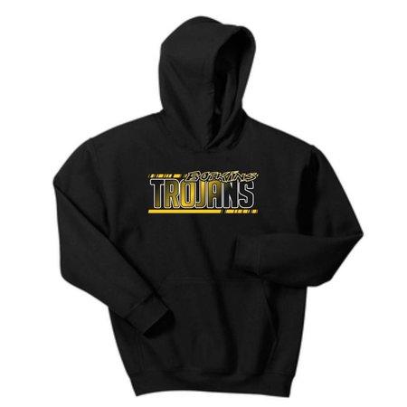 Gildan B161 - 18500B Youth Gildan Hooded Sweatshirt