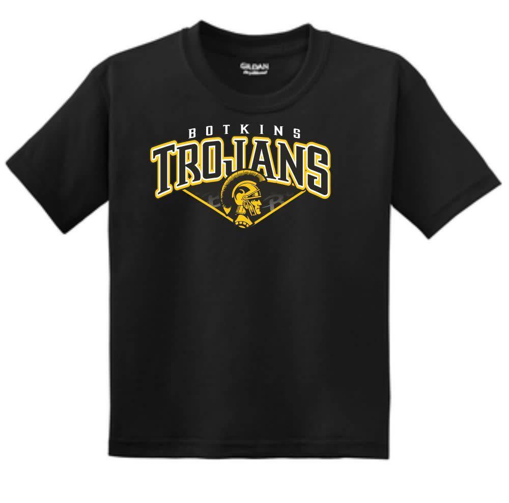 Gildan B139 - 8000B Youth Gildan 50/50 T-shirt