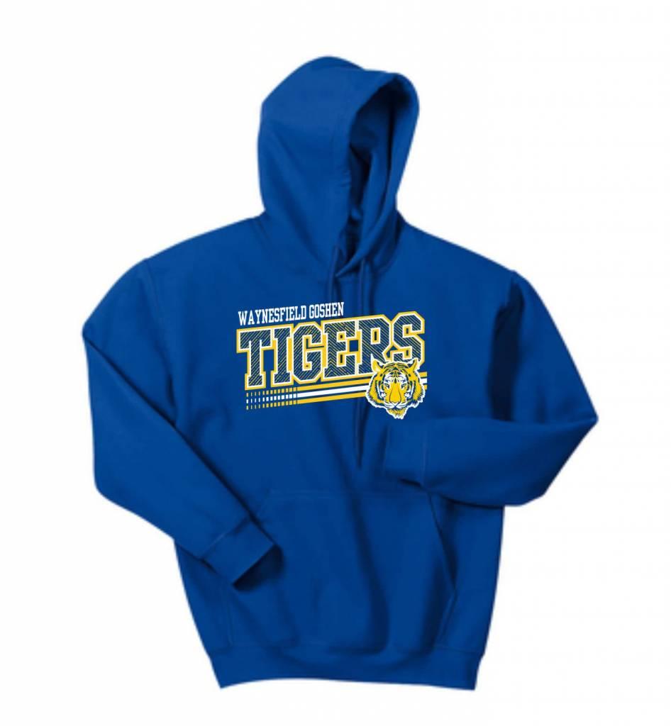 Gildan T136 - 18500 Gildan Hooded Sweatshirt