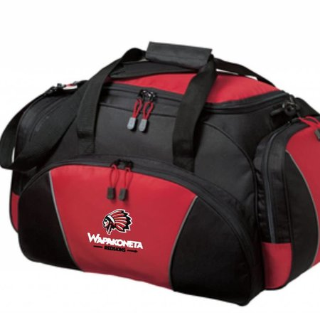 W243 - BG91 Port Authority Metro Duffle - Red