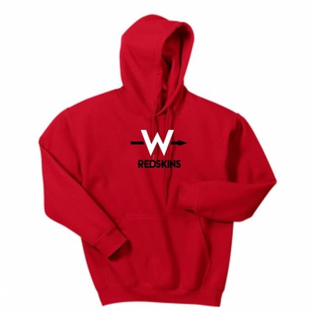 Gildan W251 - 18500 Gildan Hooded Sweatshirt