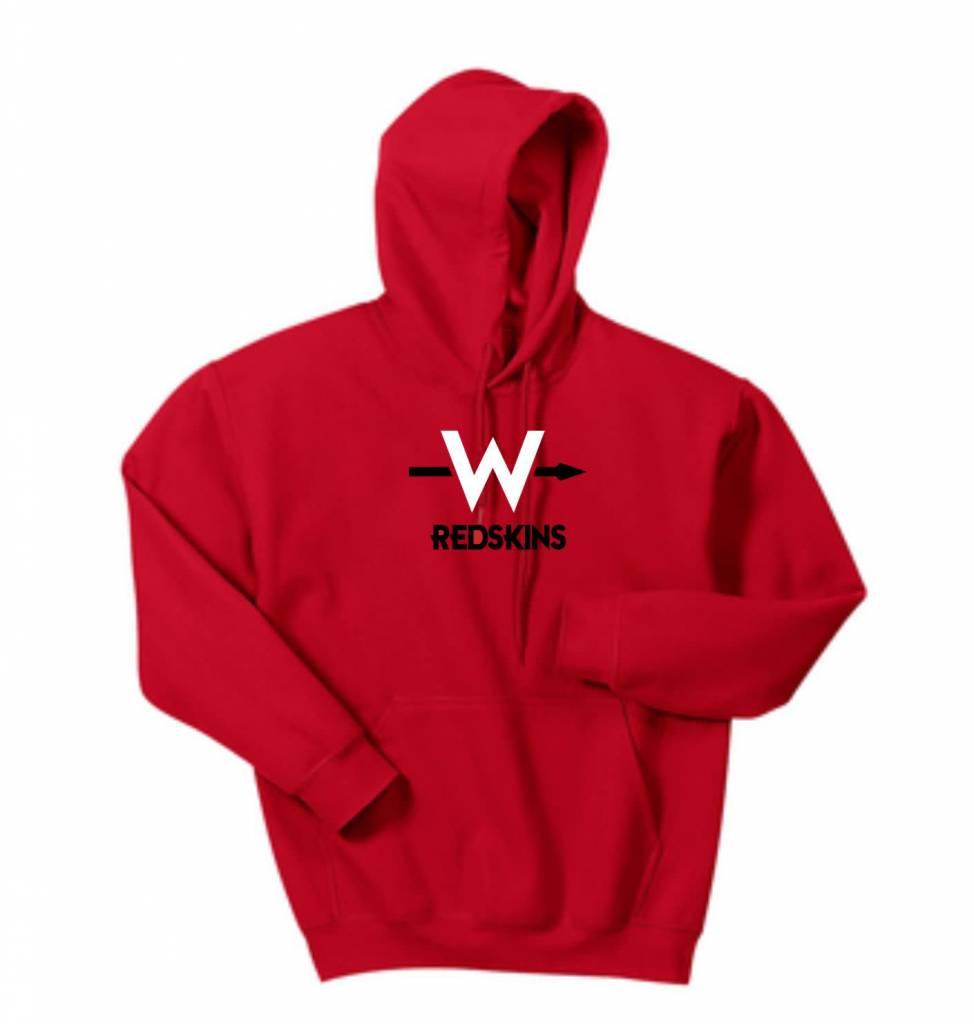 Gildan W251 - 18500 Gildan Hooded Sweatshirt