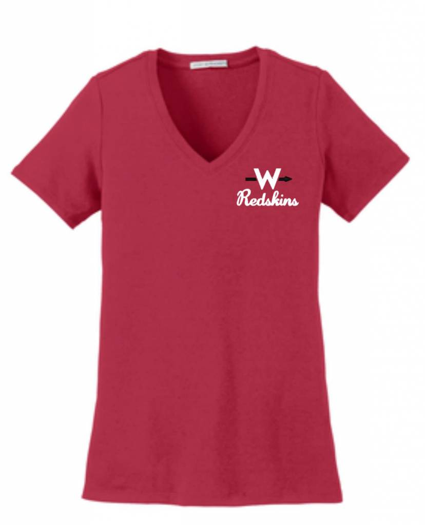 Port Authority W248 - LM1005 Ladies Port Authority V-neck