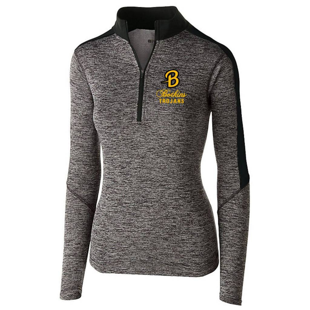 Holloway. B130 - 222742 Ladies Electrify 1/2 Zip
