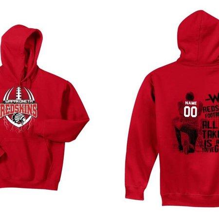 Gildan W254 - 18500 Gildan Hooded Sweatshirt