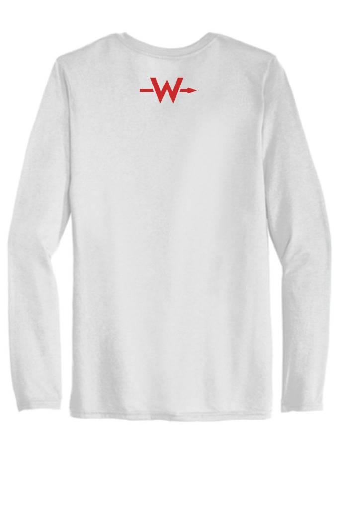 Gildan W299 - 42400B Gildan Youth Performance Long Sleeve T-Shirt -