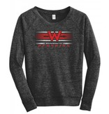 Alternative W303 -  AA1990 Women's Eco-Jersey Slouchy Pullover -