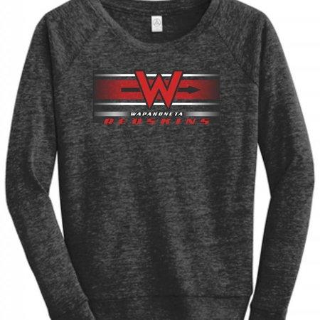 Alternative W303 -  AA1990 Women's Eco-Jersey Slouchy Pullover -