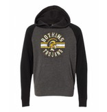 Independent Trading Co. B171 - 80076 Youth Special Blend Raglan Hooded Pullover -