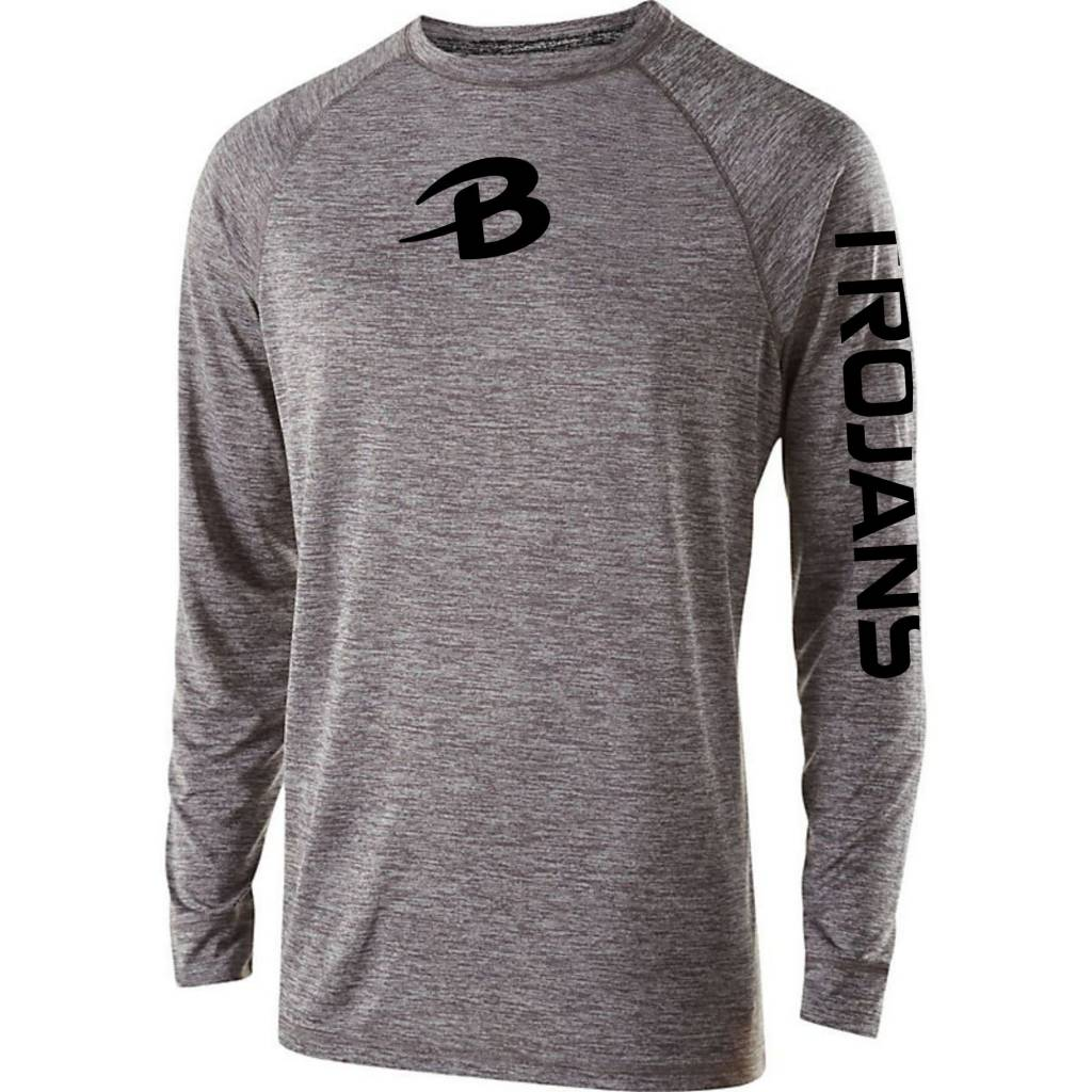 Holloway. B173 - 222524 Holloway Electrify 2.0 Shirt Long Sleeve -