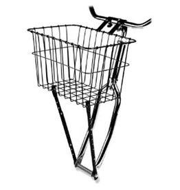 WALD PRODUCTS BASKET FRONT FIXED WALD BLACK