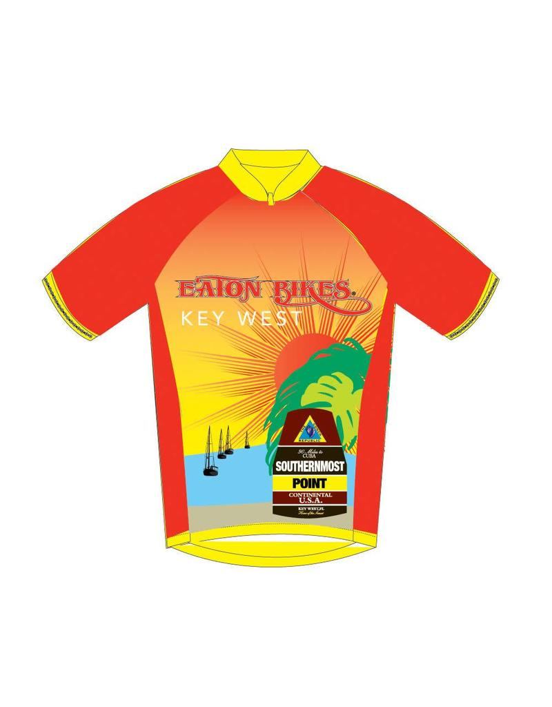 CANARI JERSEY TROPICAL CLUB FIT