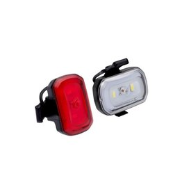 Blackburn LIGHT SET CLICK USB COMBO BLACK BLACKBURN