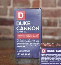 Duke Cannon Naval Triumph Soap
