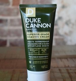 Duke Cannon Superior Grade Shaving Cream