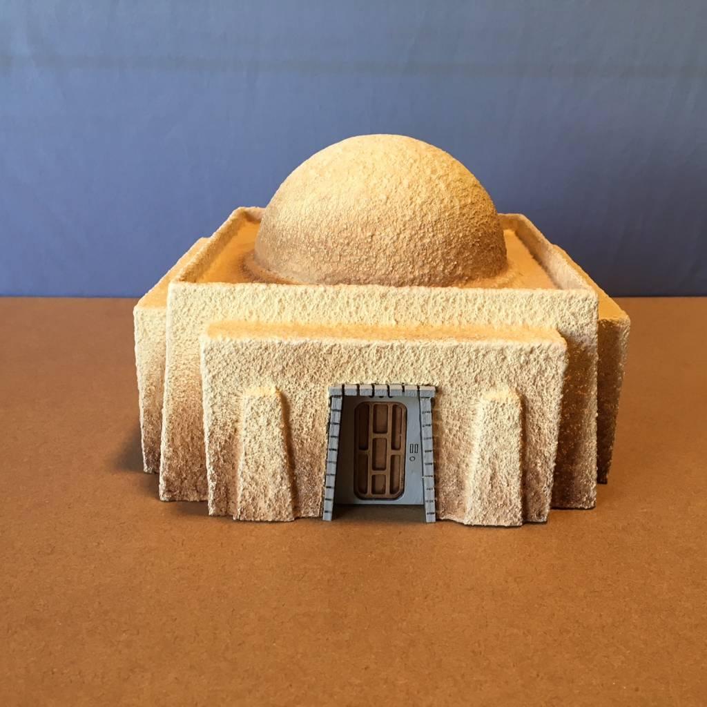 GG Desert Planet Building
