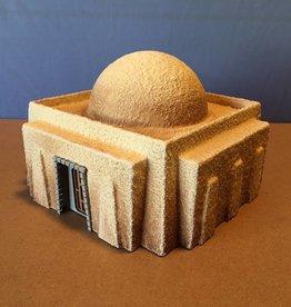 Desert Planet Building