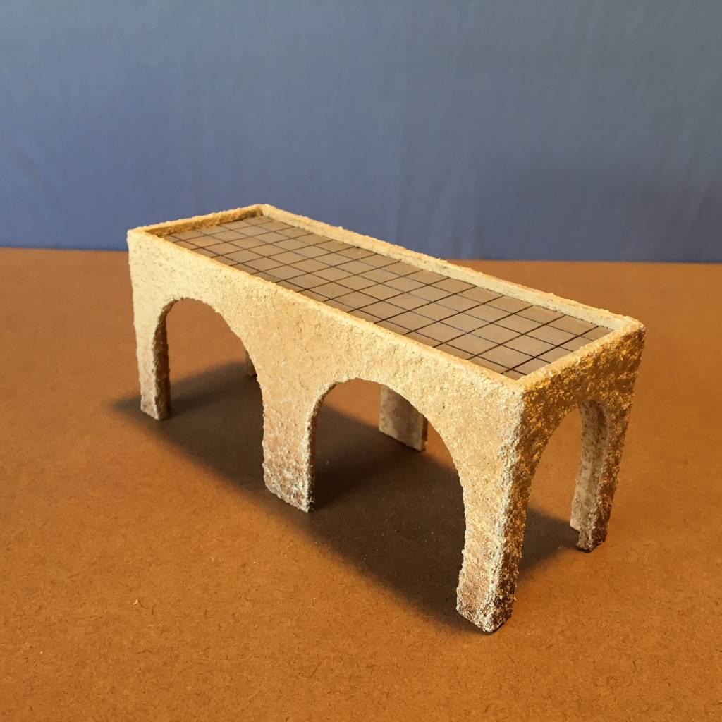 GG Desert Planet Bridges