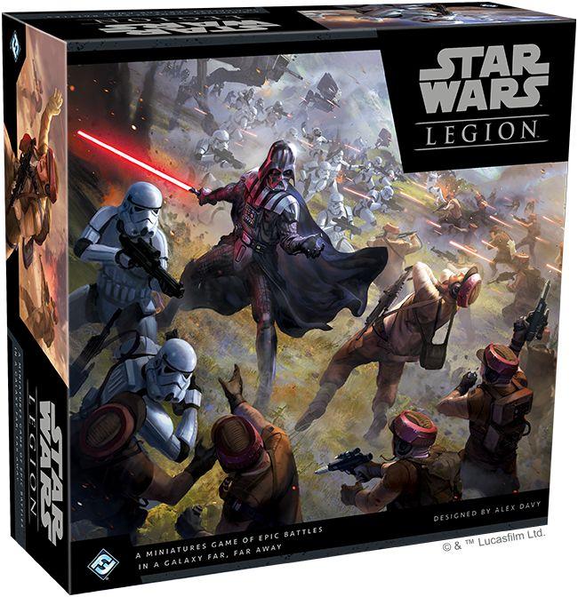 FFG Star Wars: Legion - Core Set