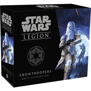 FFG Star Wars: Legion - Snowtroopers Unit Expansion