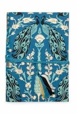 Tree Free Blue Peacock Journal
