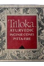 Ayurvedic Cone Incense - Pitta