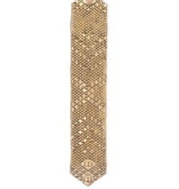 Brass Mesh Bracelet