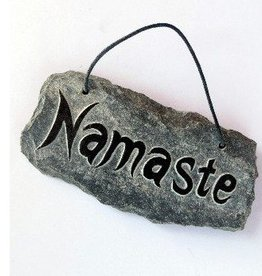 Namaste Hanging Slate